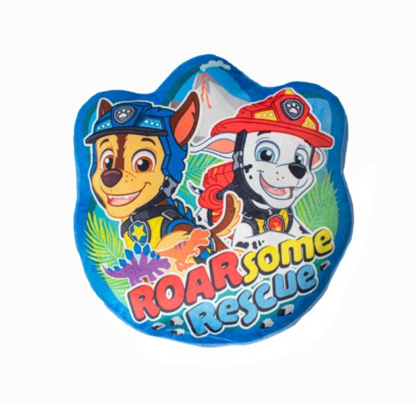 """Paw Patrol """"Roarsome Rescue"""" Scatter Cushion"""