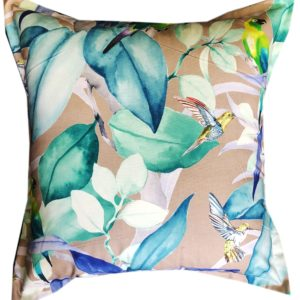 Hummingbird Scatter Cushion