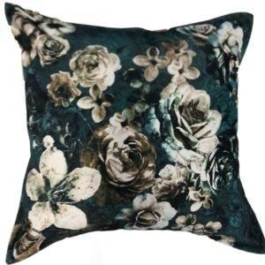 Velvet Everglade Scatter Cushion