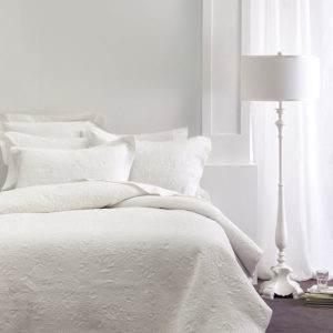 Linen House Chantel Quilt White