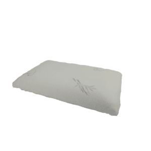 Fast Asleep Memory Foam & Synthetic Down Pillow